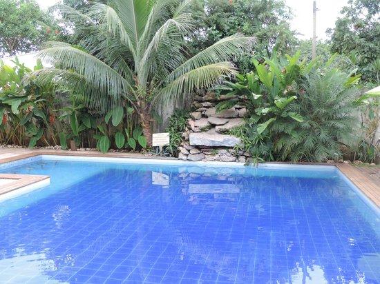 Pousada Chamame: piscina do hotel