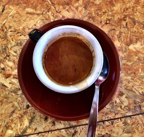 PURE - Boutique Coffee Bar: Dbl Rizzyyy