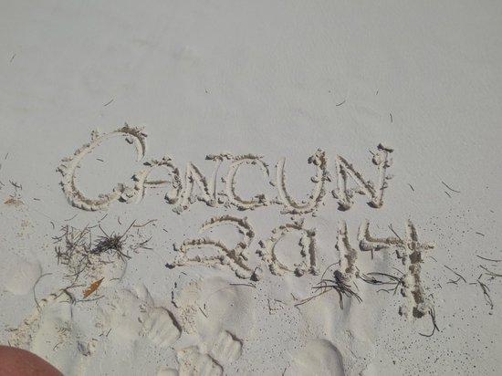 Grand Fiesta Americana Coral Beach Cancun : beach