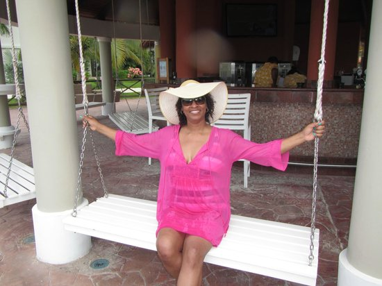 Secrets Wild Orchid Montego Bay: swinging