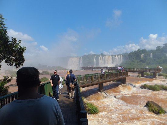 Belmond Hotel das Cataratas : The spectacular Falls.