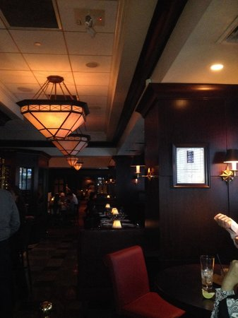 The Capital Grille : Ingreso