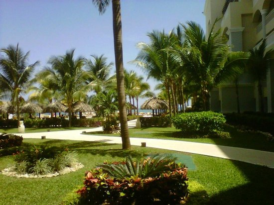 Iberostar Grand Hotel Rose Hall: The view from my room.