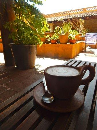 Cofetarika: such a pretty coffee time...