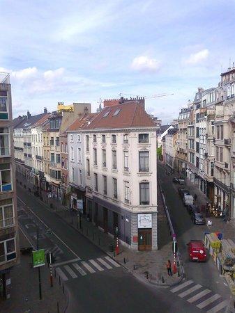 Hotel Orts: Vista do apartamento 9