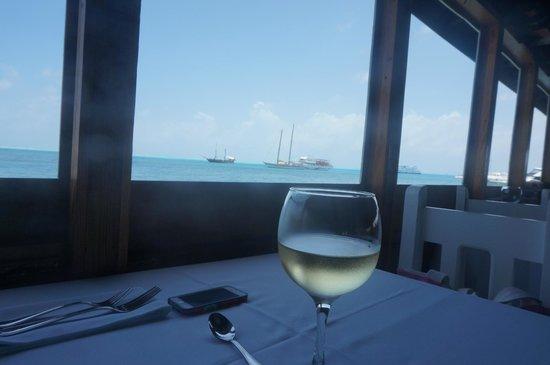 Restaurante La Regatta: Vista Externa