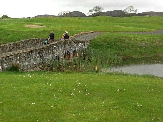 Castle Dargan: Golf Course