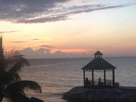 Secrets Wild Orchid Montego Bay: Room with a view!!
