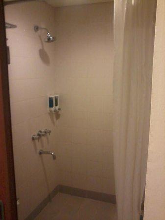 Amaris Hotel Diponegoro: Small Bathroom