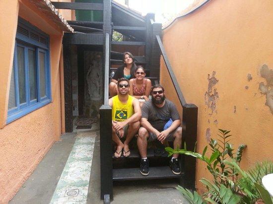 Hostel Villas Boas: Vou voltar!