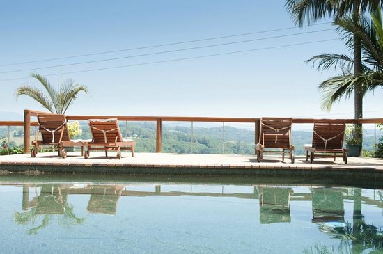 SummerHills Retreat Byron Bay: how can you not relax here???