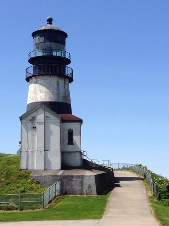 Cape Disappointment State Park: Sunny day at Cape Disappointment park