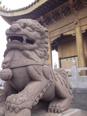 Mount Emei (Emeishan) : Temple