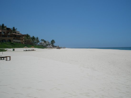 Casa del Mar Golf Resort & Spa: Beach, vacant