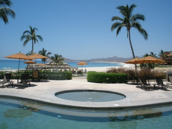 Casa del Mar Golf Resort & Spa: Pool and beach
