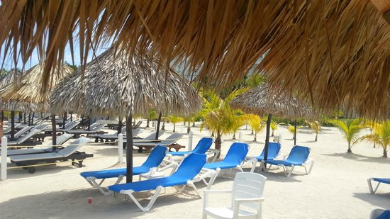 Luxury Bahia Principe Runaway Bay Don Pablo Collection : Beautiful beach area..