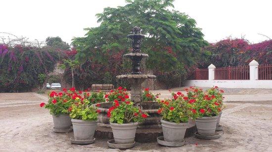 Casa Hacienda San Jose: Entrada