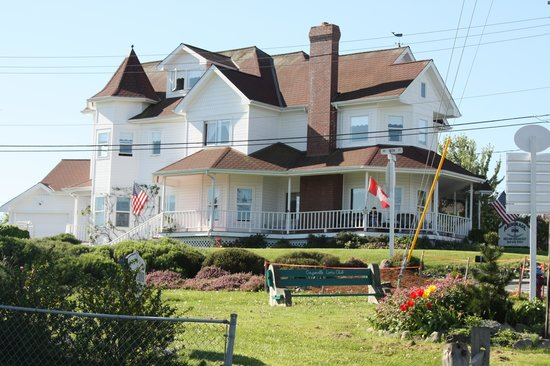 Anchorage Inn Bed and Breakfast : a perfect stay