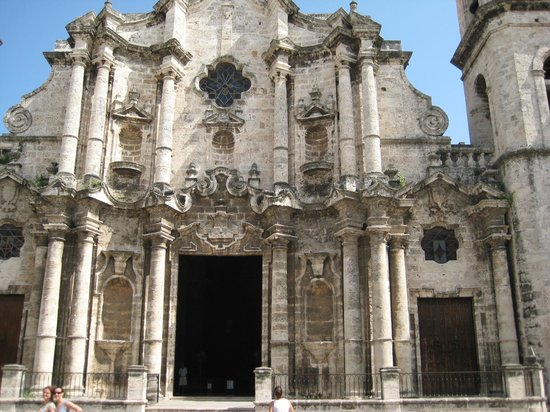 Havana Cathedral: catedral