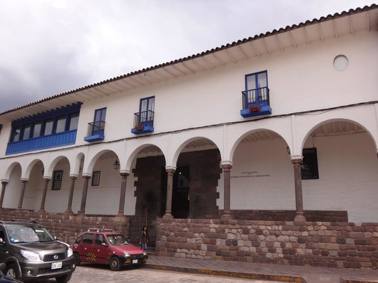 Casa Garcilaso : Fachada