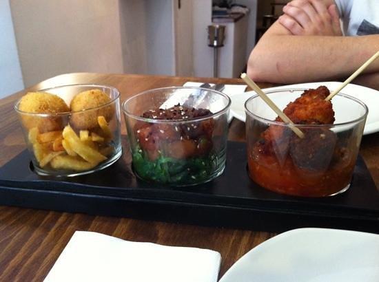 Taberna del Chato : 3 tapas