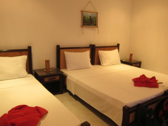Alona Vida Beach Resort: Deluxe Room