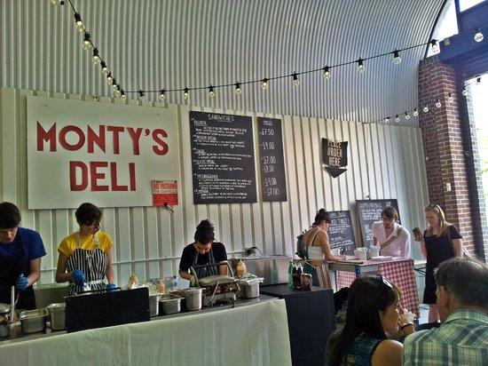 Maltby Street Market: Maltby St Mkt - Monty's Deli
