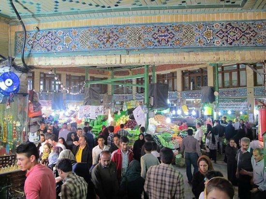 Tehran Bazaar: Market