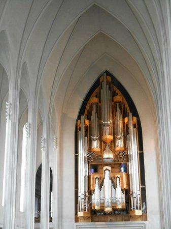 Hallgrimskirkja: Church's Organ