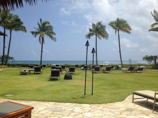 Koa Kea Hotel & Resort: View from Koa Kea