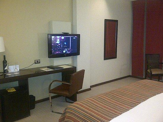 Del Bono Park Hotel Spa & Casino: Habitacion