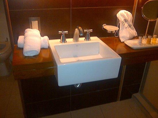 Del Bono Park Hotel Spa & Casino: Bano