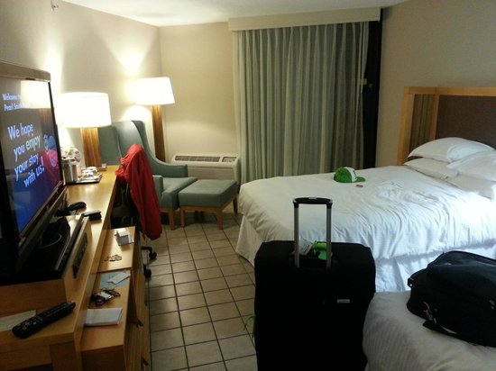 Pearl South Padre: The room