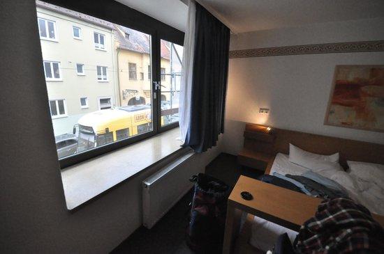 Hotel Jakober Hof : Room