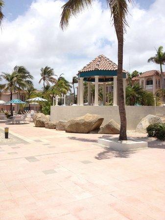 Caribbean Palm Village Resort: Hot tub areas were nice