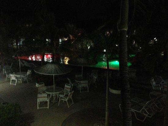 Caribbean Palm Village Resort: Liked the evening pools