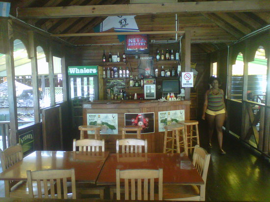 Whalers Seafood Restaurant & Sports Bar, Ocho Rios ...