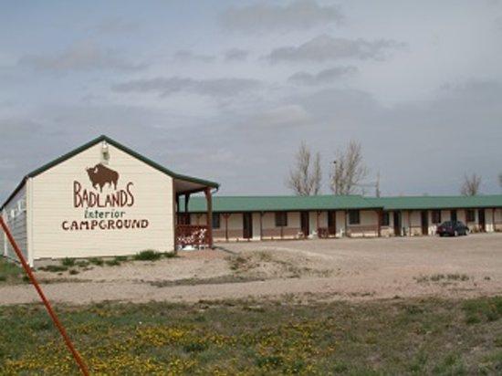 Badlands Interior Motel And Campground