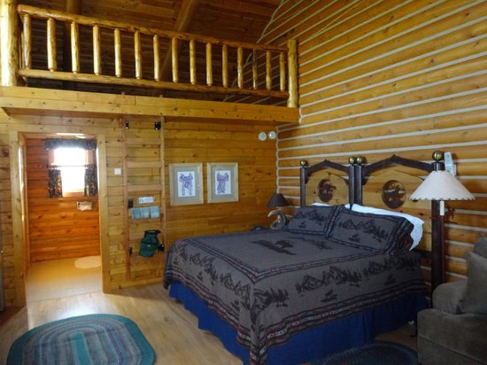 The Hideout Lodge & Guest Ranch: Gorgeous rooms!