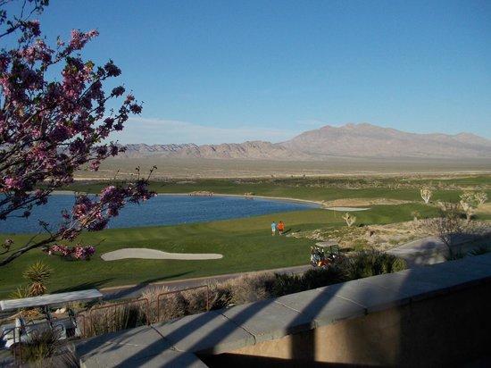 Las Vegas Paiute Golf Resort: LV Paiute - View from reception room.