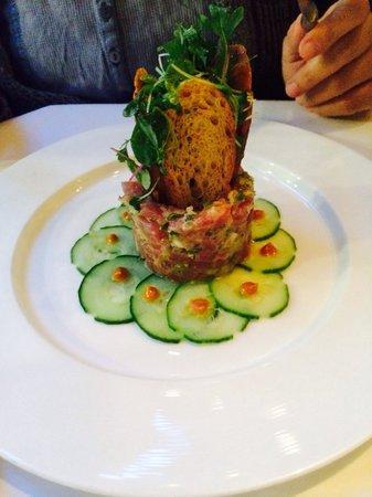 Gotham Bar & Grill : Tuna tartar