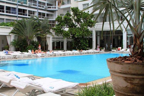 Belmond Copacabana Palace : Piscina do hotel