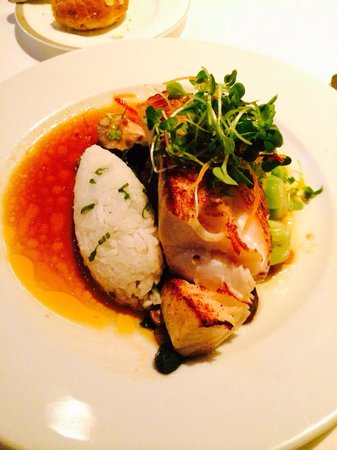 Gotham Bar & Grill : One of the fish dishes
