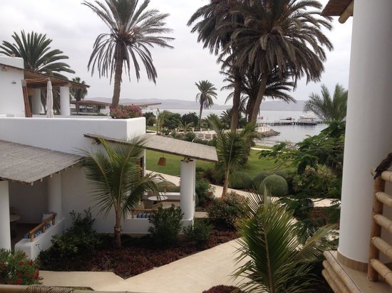Hotel Paracas, A Luxury Collection Resort, Paracas: View of ocean from terrrace