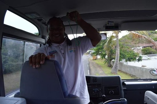 "Bernard's Tours: Our Guide ""The Mailman"""