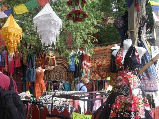 Kensington Market and Spadina Avenue: Kensington Market