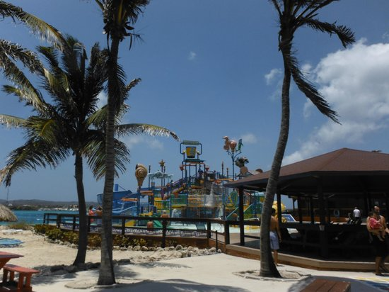 De Palm Island: kids section