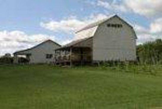 Cayuga, Estado de Nueva York: The White Barn