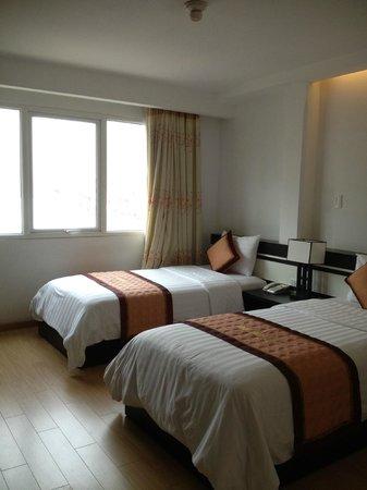 superior twin - An AN 2 hotel