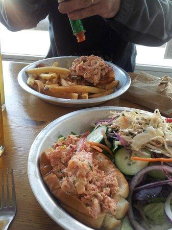 Lobster Joint: Sandwich x2